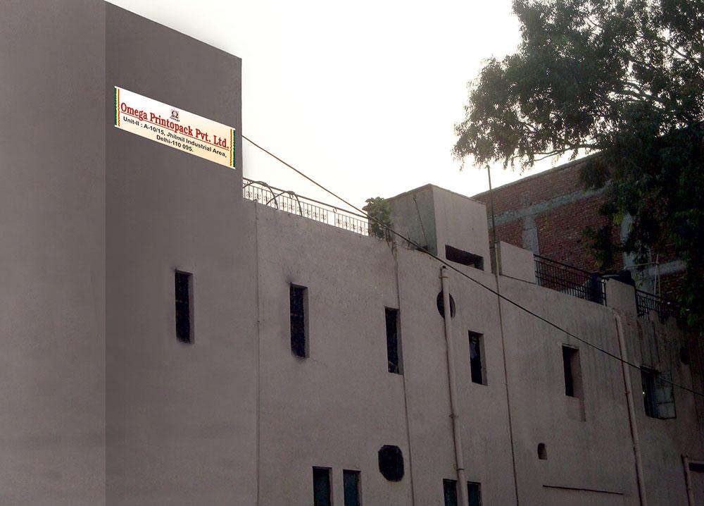 Office Building -Delhi