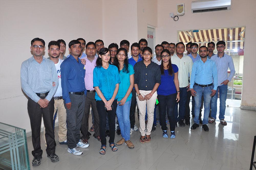 Staff Member -Haridwar